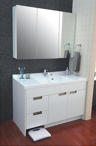 グレードアップ洗面化粧台